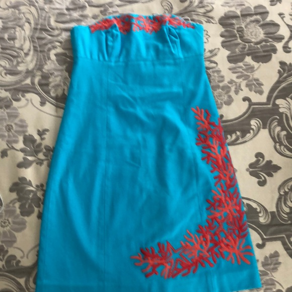 Lilly Pulitzer Dresses & Skirts - Lilly Pulitzer coral dress